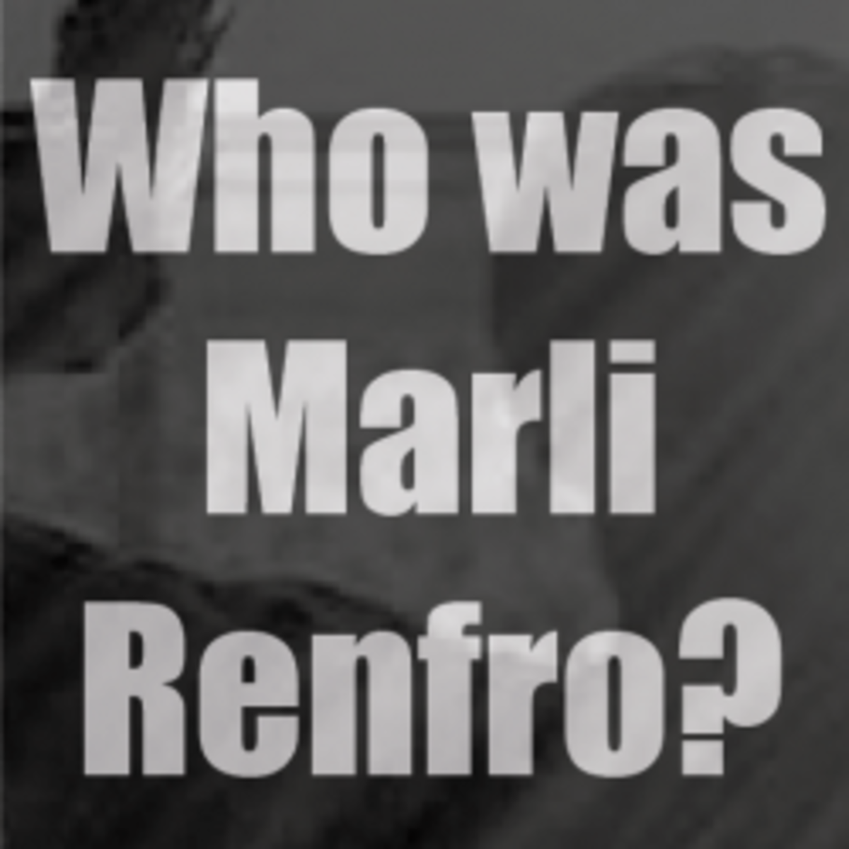 Who was Marli Renfro?