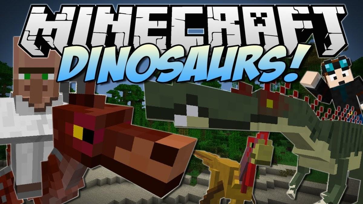 Minecraft : Dinosaurs
