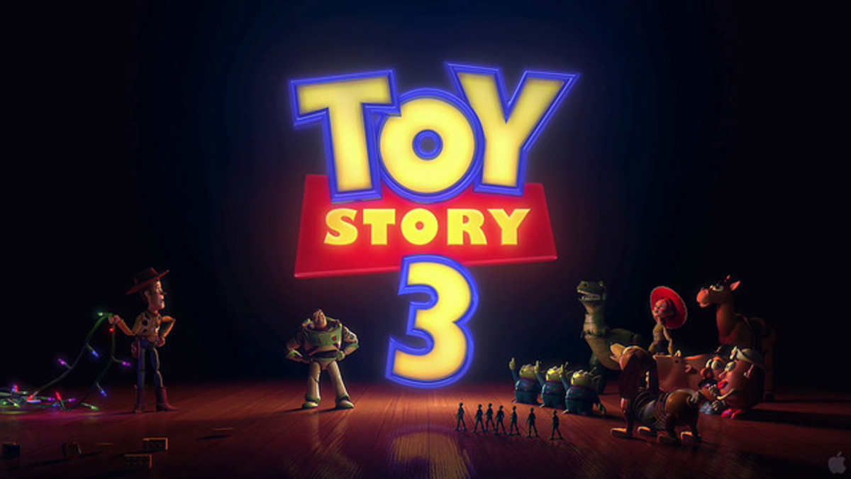 Toy Story 3 (2010)- Pixar's biggest ''Box office'' success