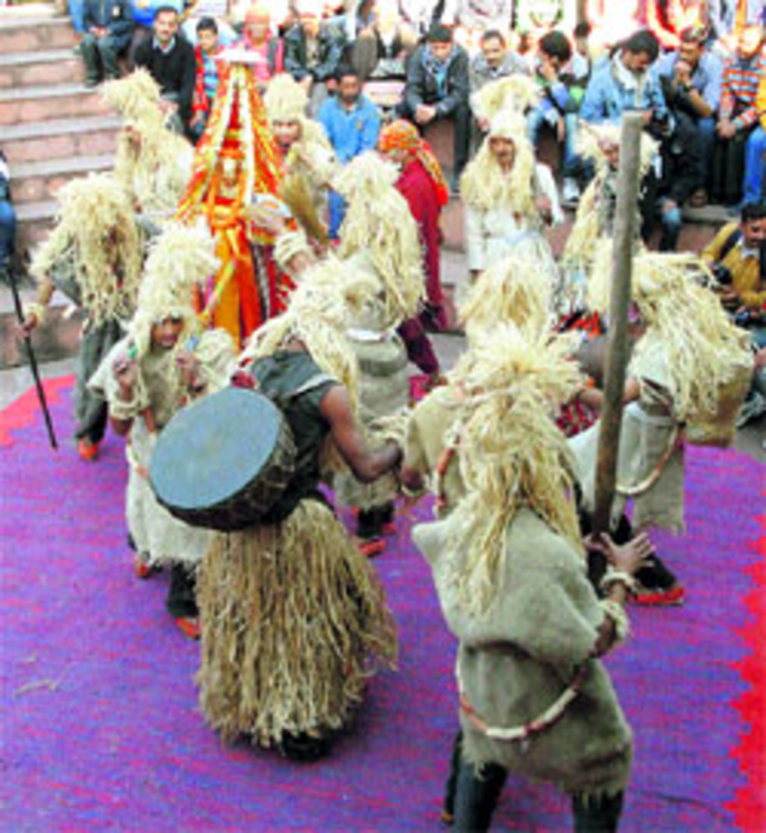 The Folk Theater in Himachal Pradesh