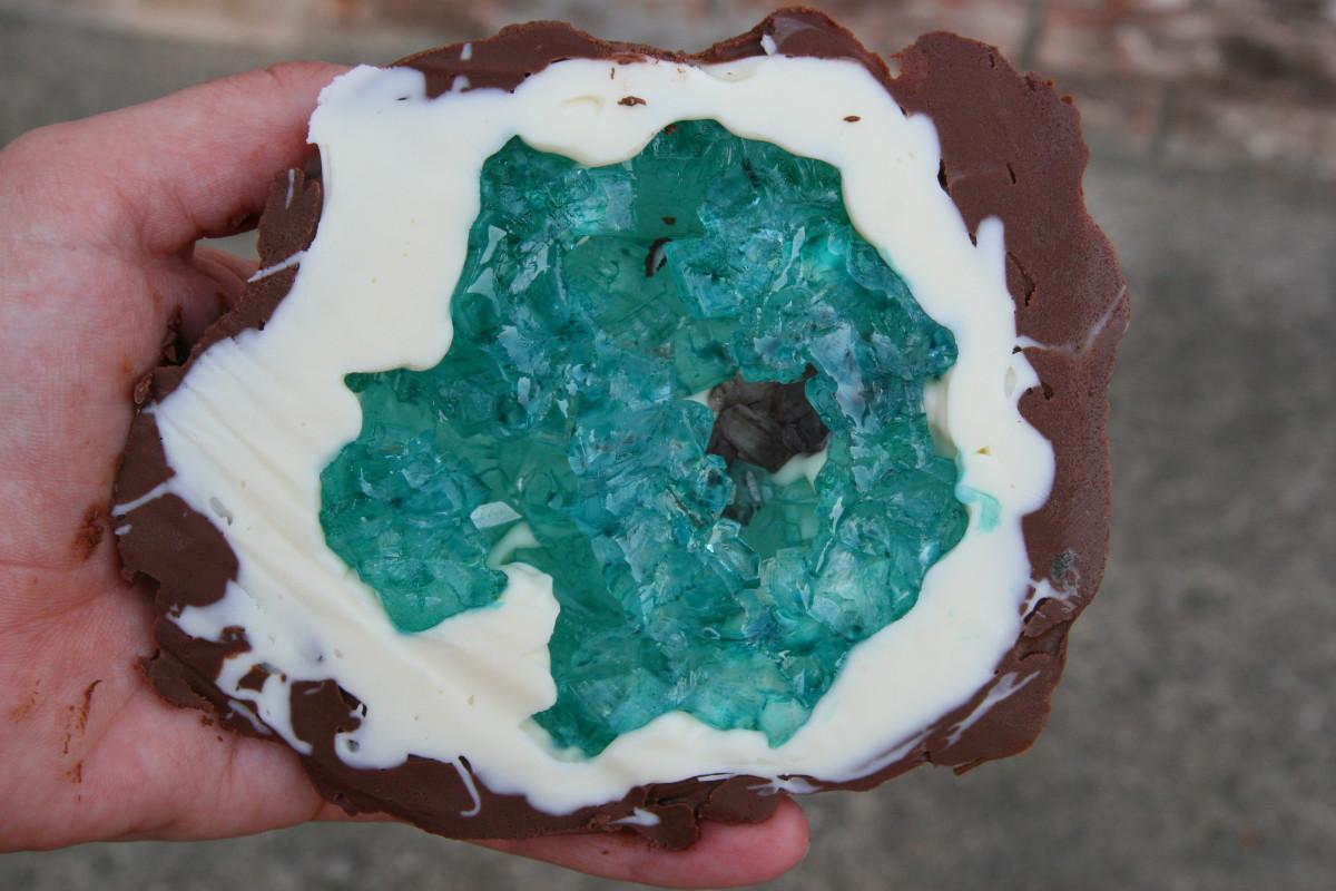 Candy Geode Recipe