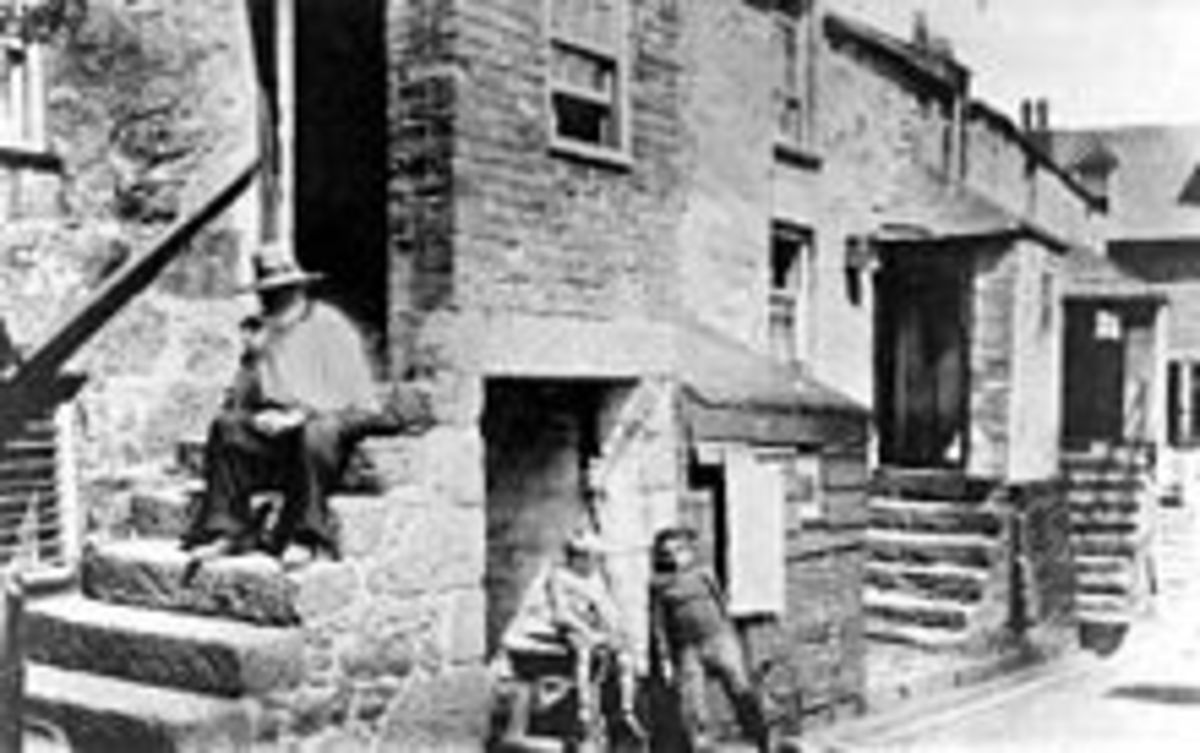 Working class life in Victorian Wetherby, West Yorkshire