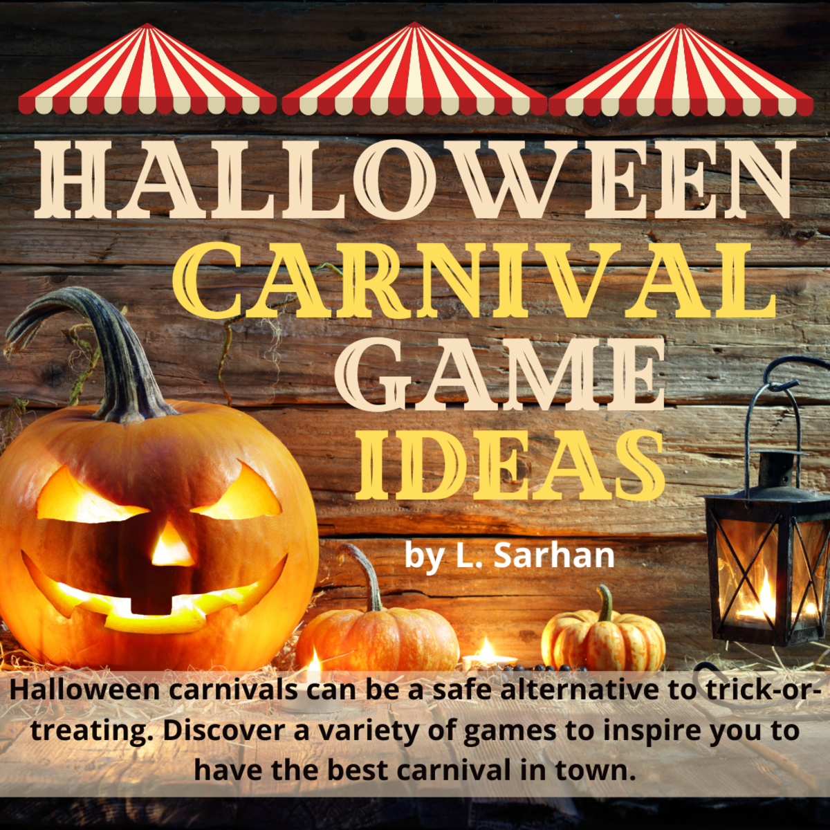 Halloween carnivals can be a safe alternative to trick or treating. Discover a variety of games to inspire you to have the best carnival in town.