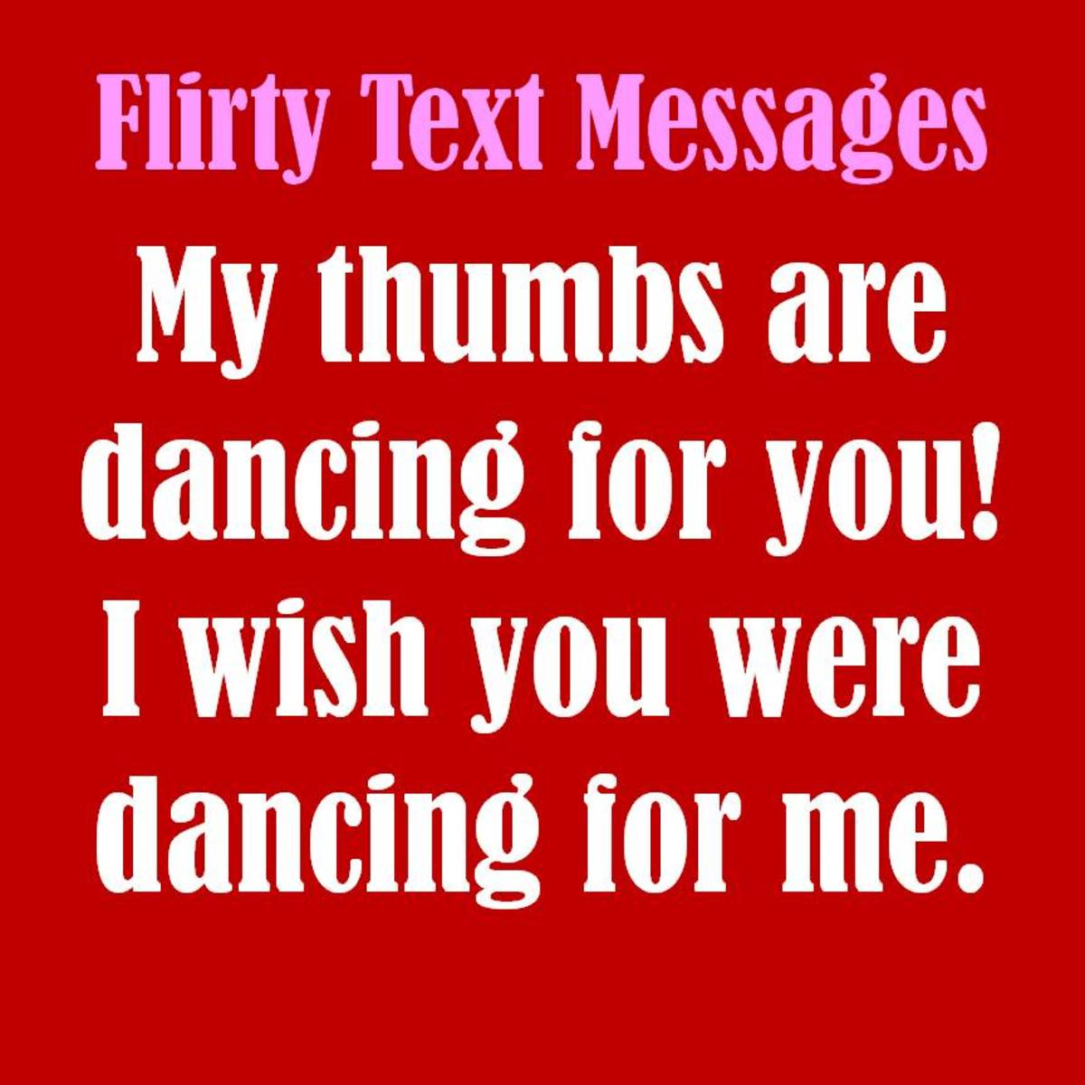 My thumbs are dancing for you! I'm looking forward to dancing with you.