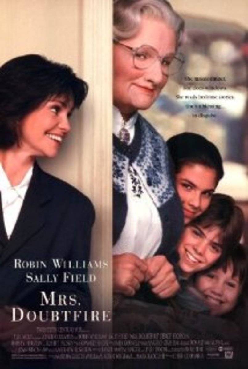 Divorce and Mrs. Doubtfire -  Defying the Broken Family