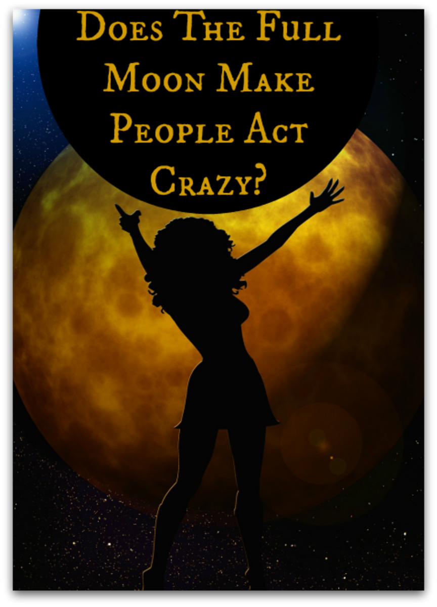 Does the Full Moon Make People Act Crazy?
