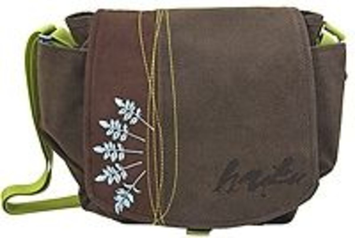 Haiku Bags: Cute Eco Friendly Bags with Style!
