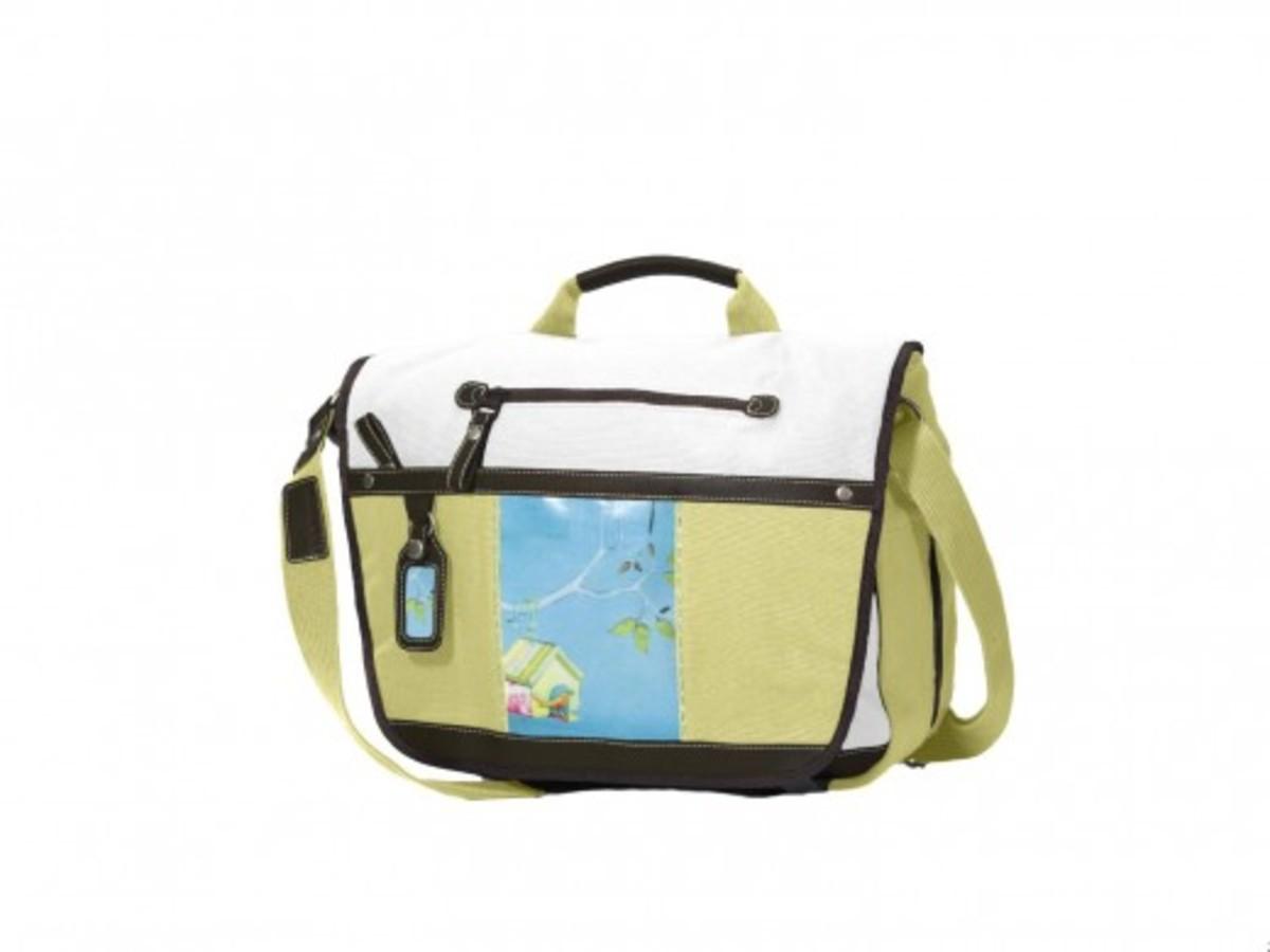 Sherpani Eden Messenger Bag