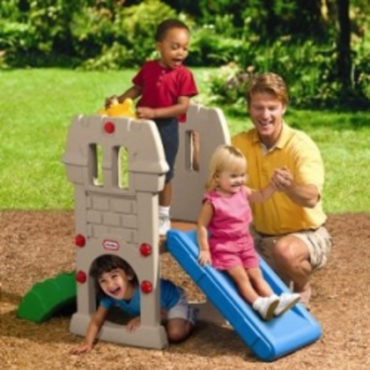 The Best Toddler Slide for Active Playtime