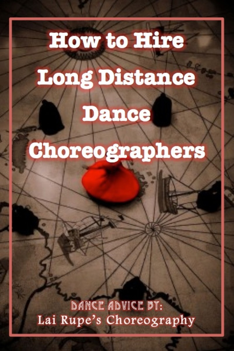 How to Hire Long Distance  Dance Choreographers
