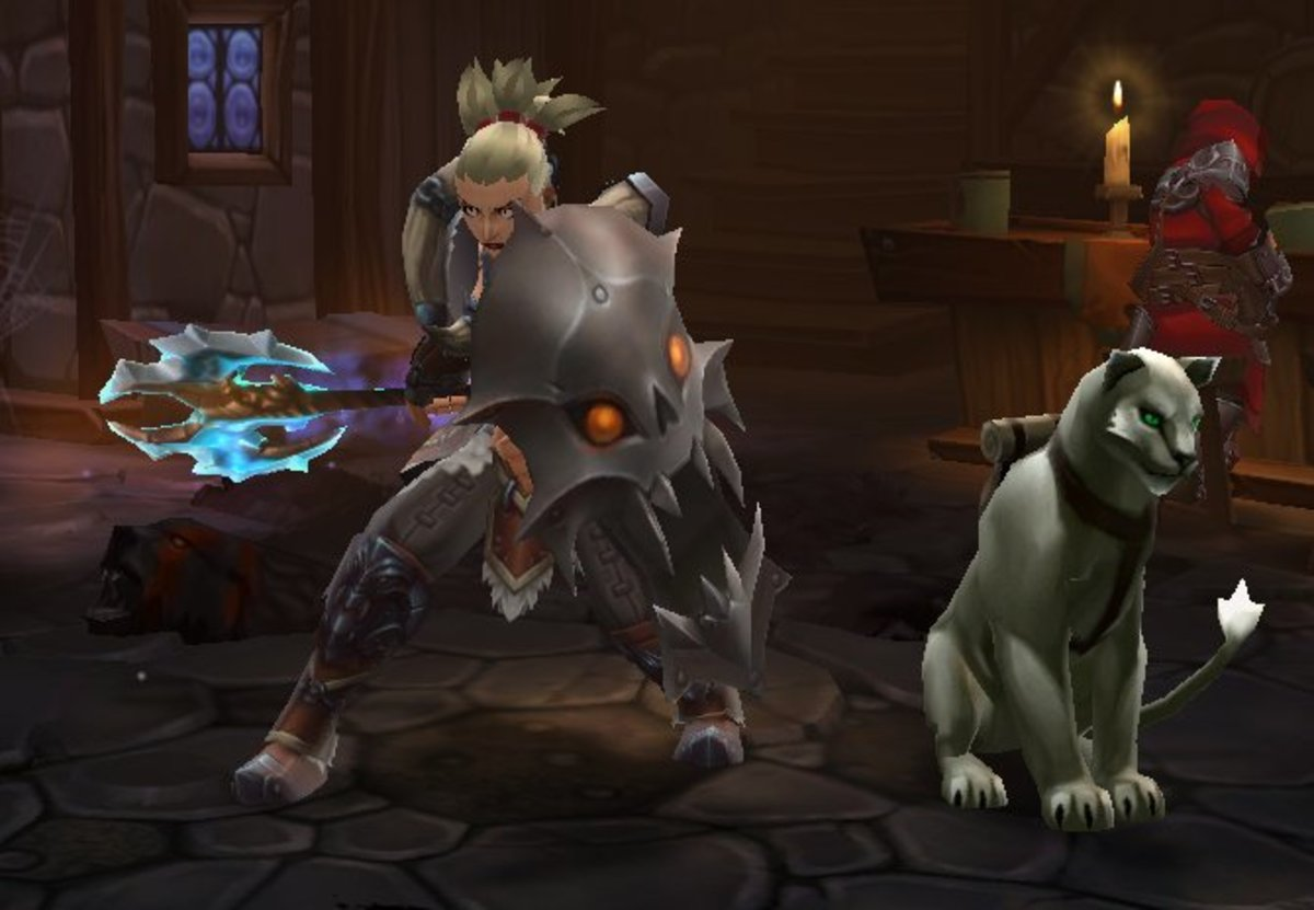 Torchlight 2: Ice Tundra Berserker Build Guide