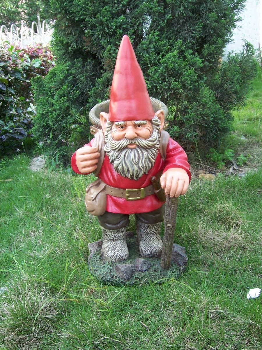 A Gnome Laments
