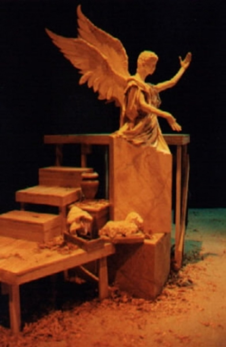 3 Ways to Improve Your Theater Set