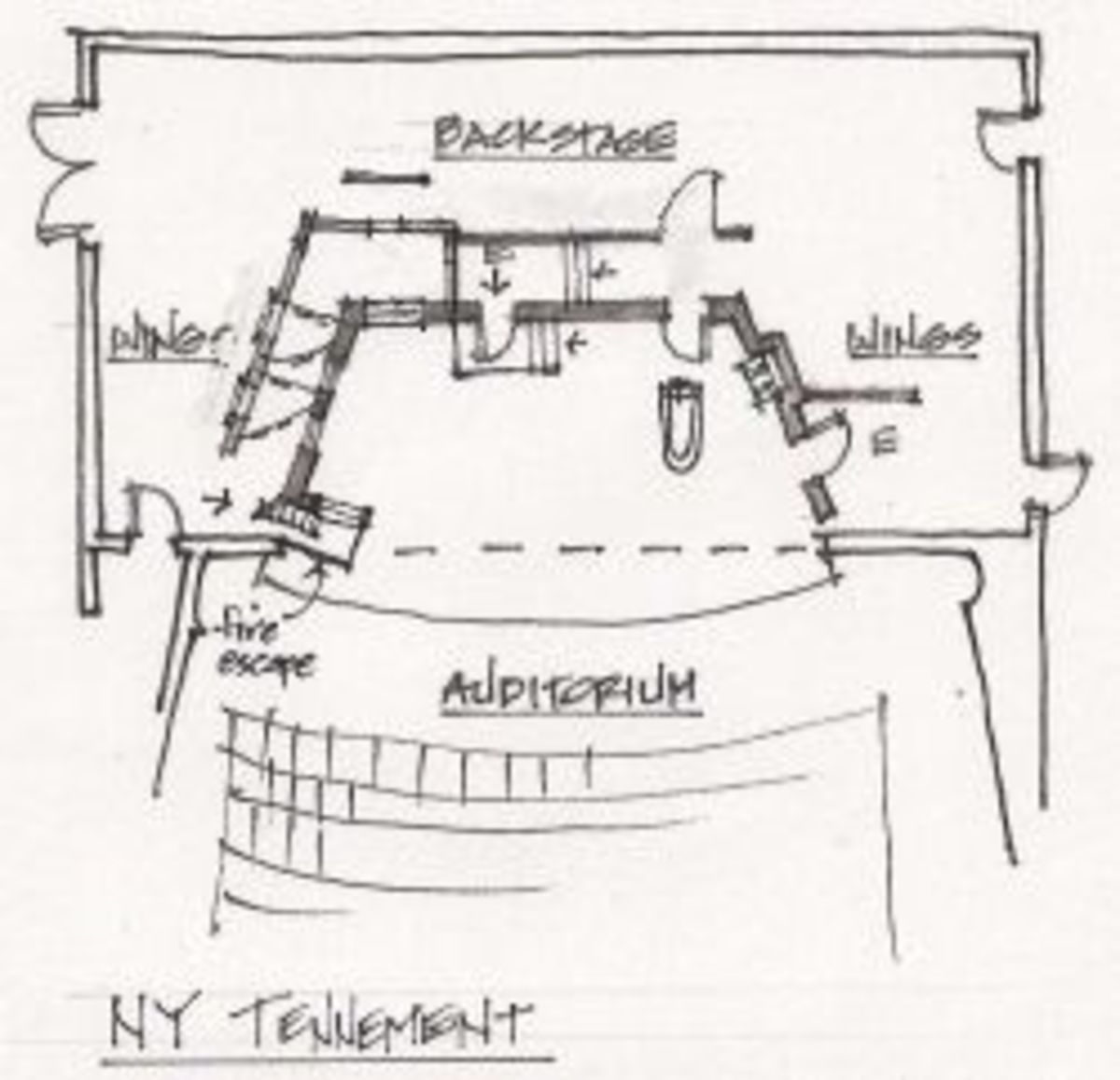 our revised tenement plan