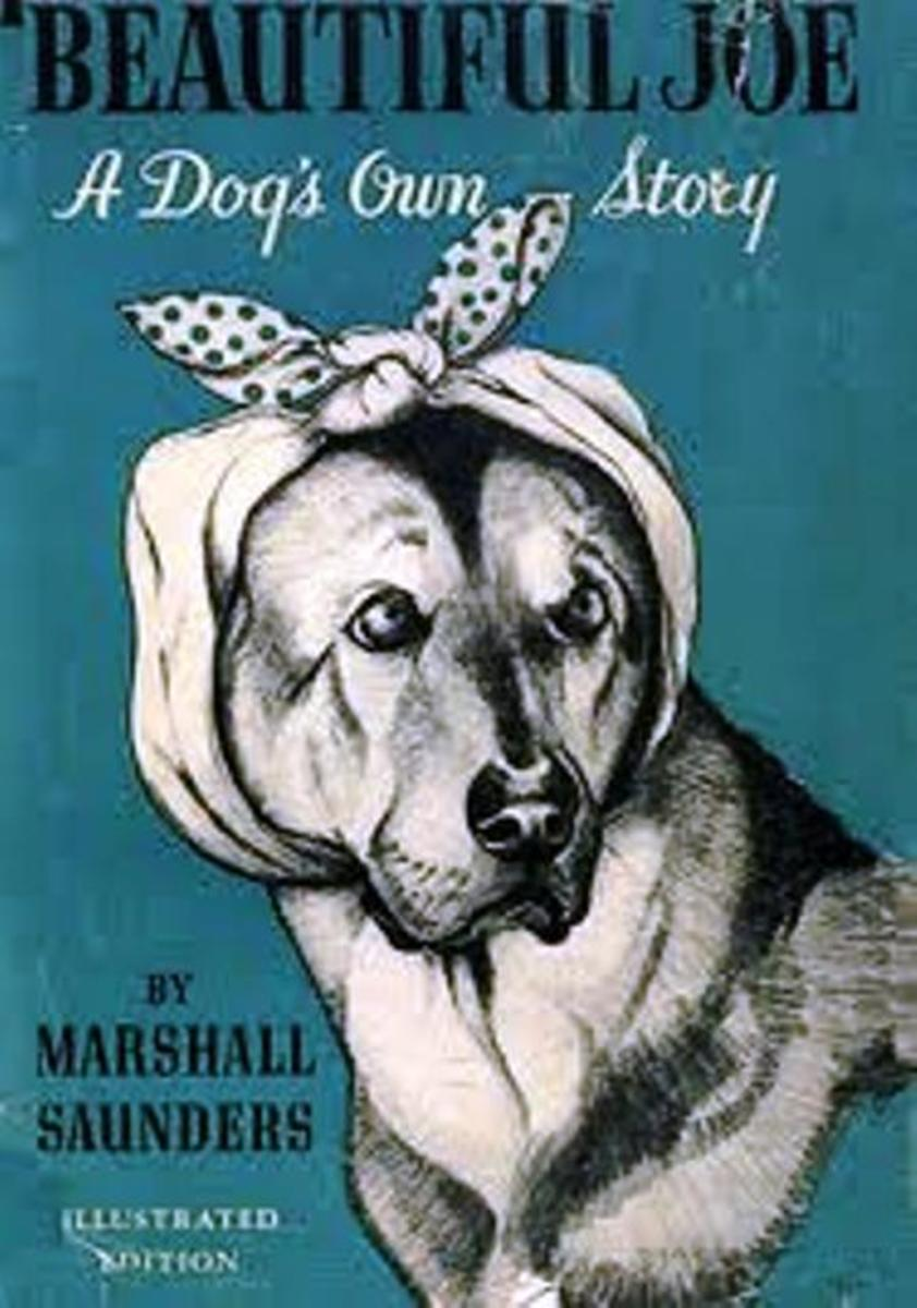 """Beautiful Joe"" by Margaret Marshall Saunders"