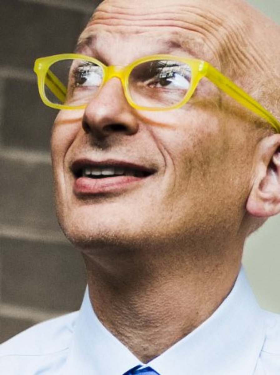 Seth Godin, Founder of Squidoo.com