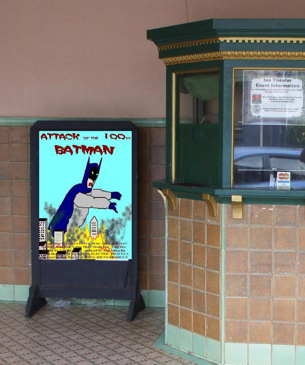 The Unsanctioned Films of Batman