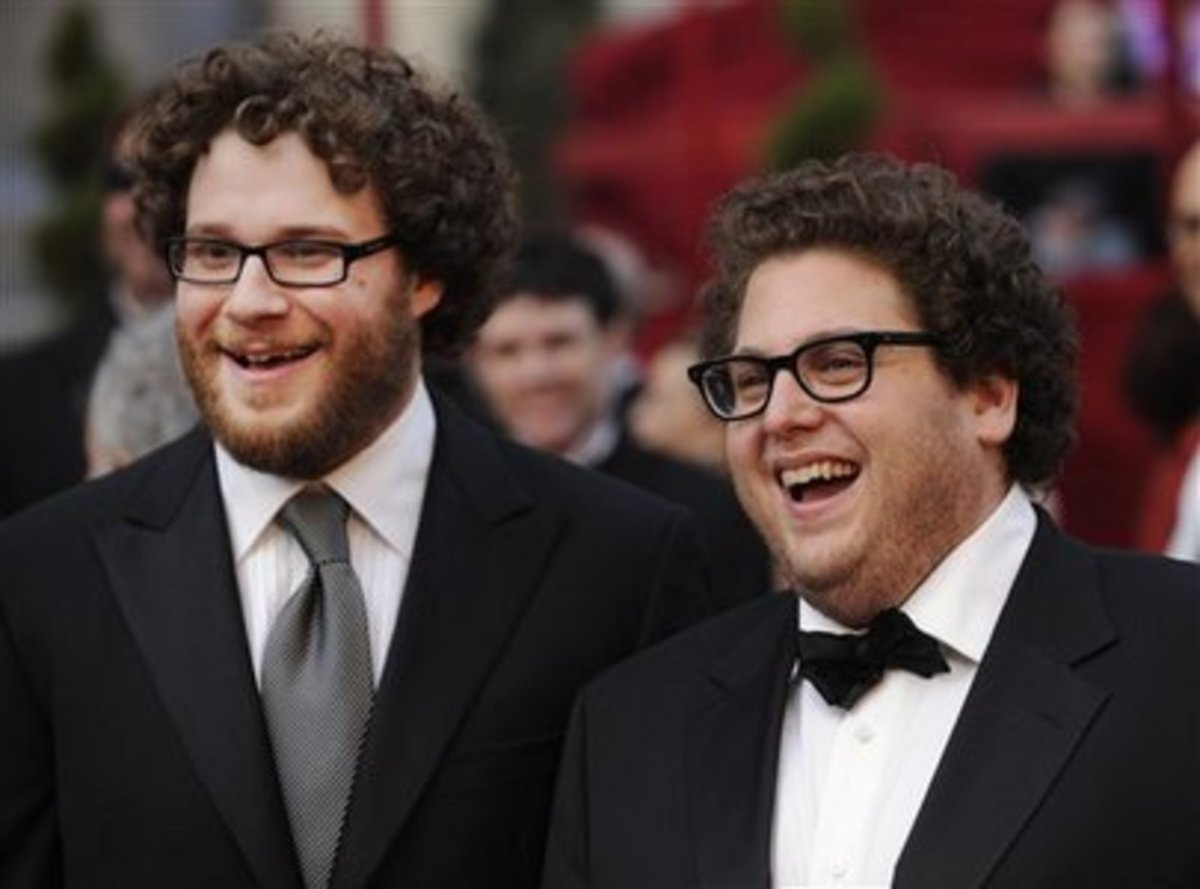 Seth and Jonah, twins.