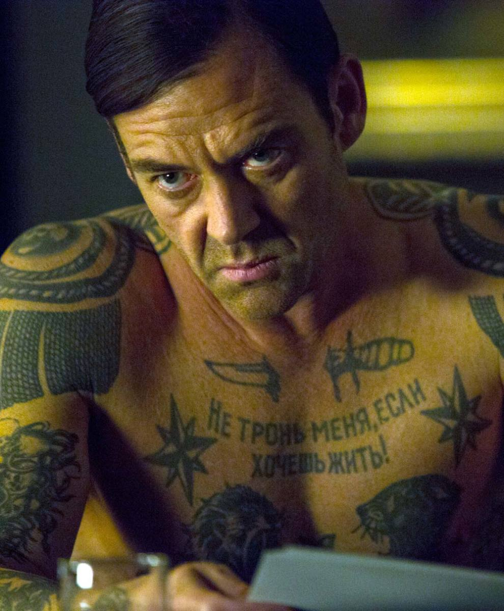 Marton Csokas in Equalizer