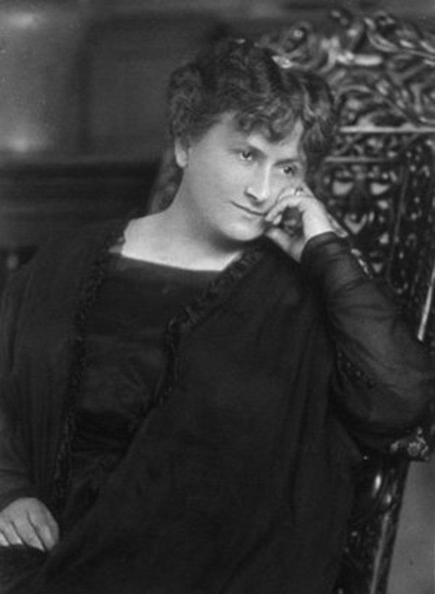 Maria Montessori circa 1919.
