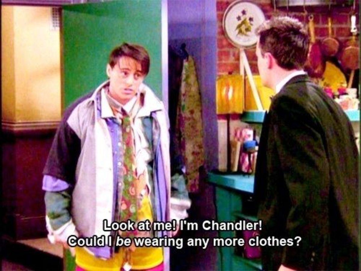 Chandler Joey