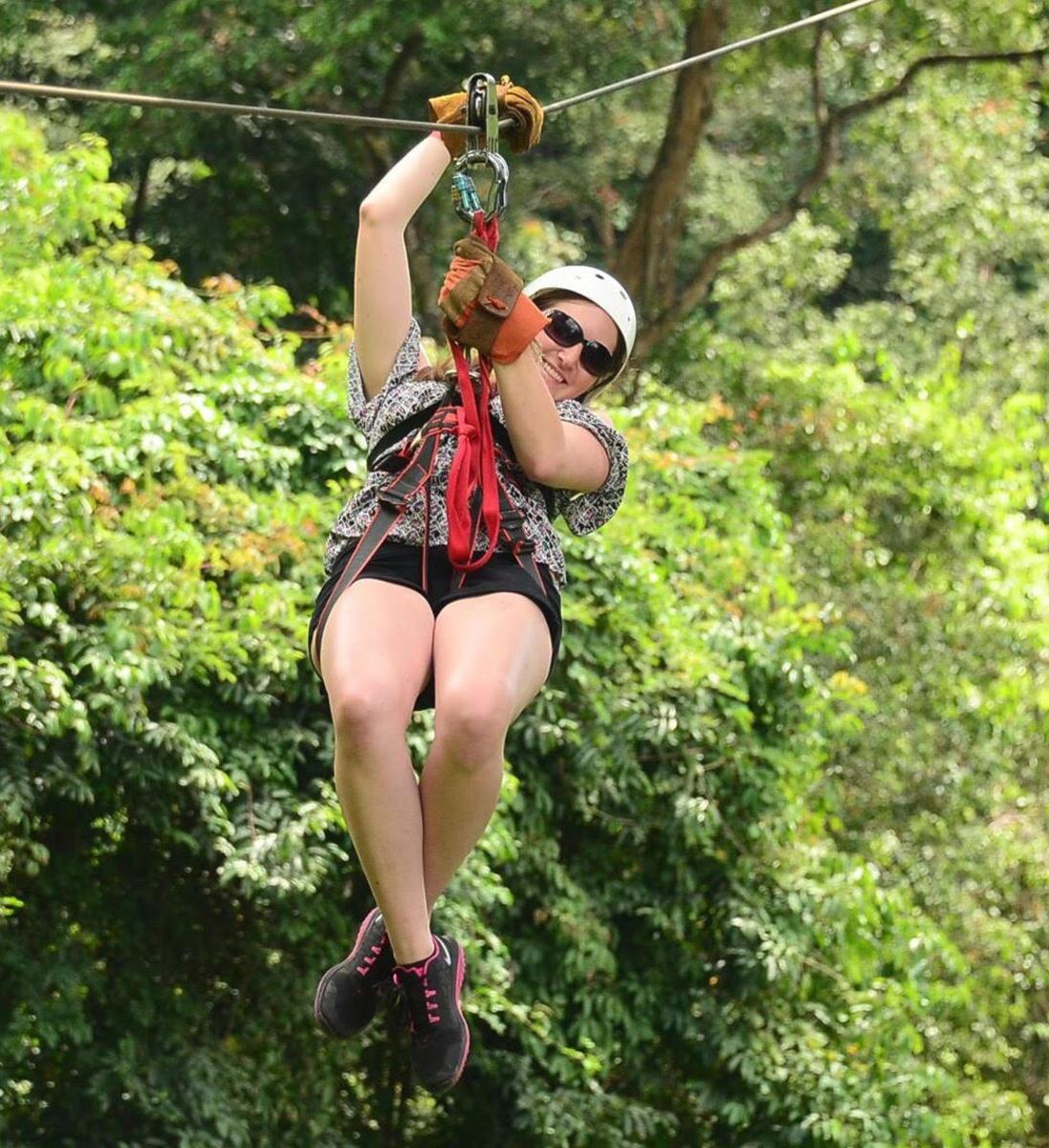 Costa Rican Zip Line