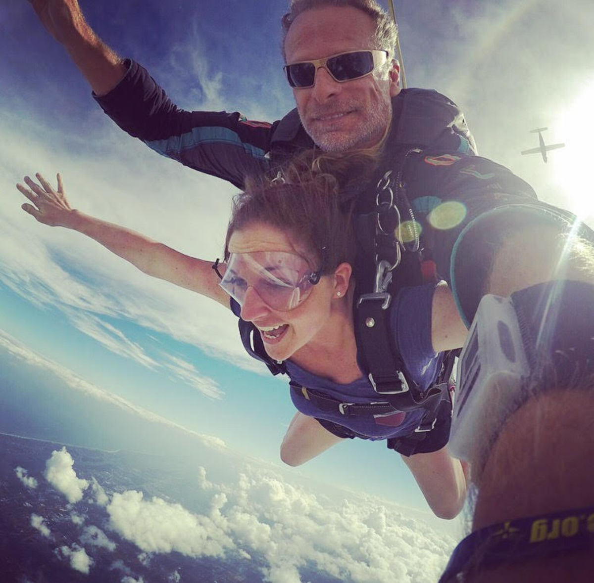 Skydiving in Sebastian, FL