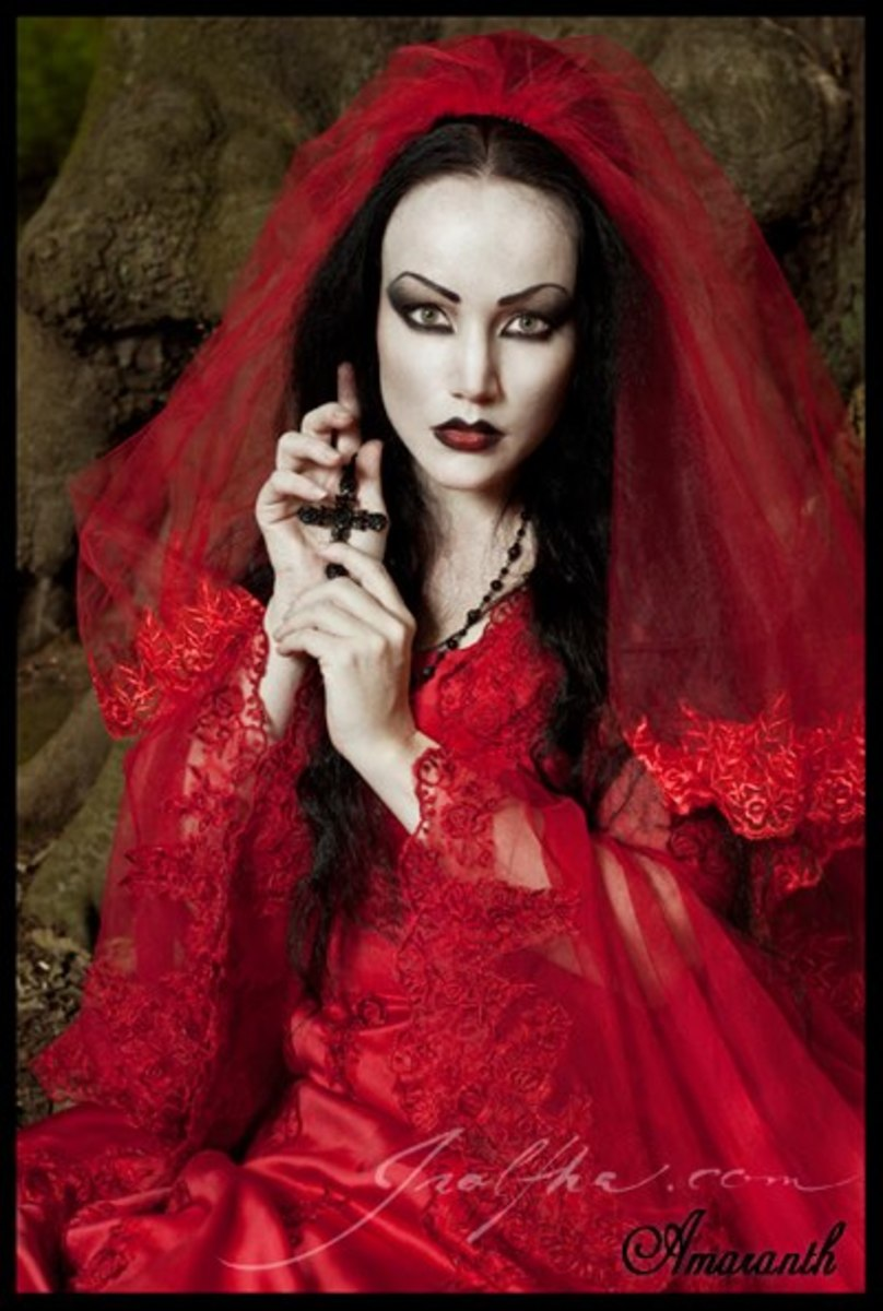 Used with kind permission by Lady Amaranth