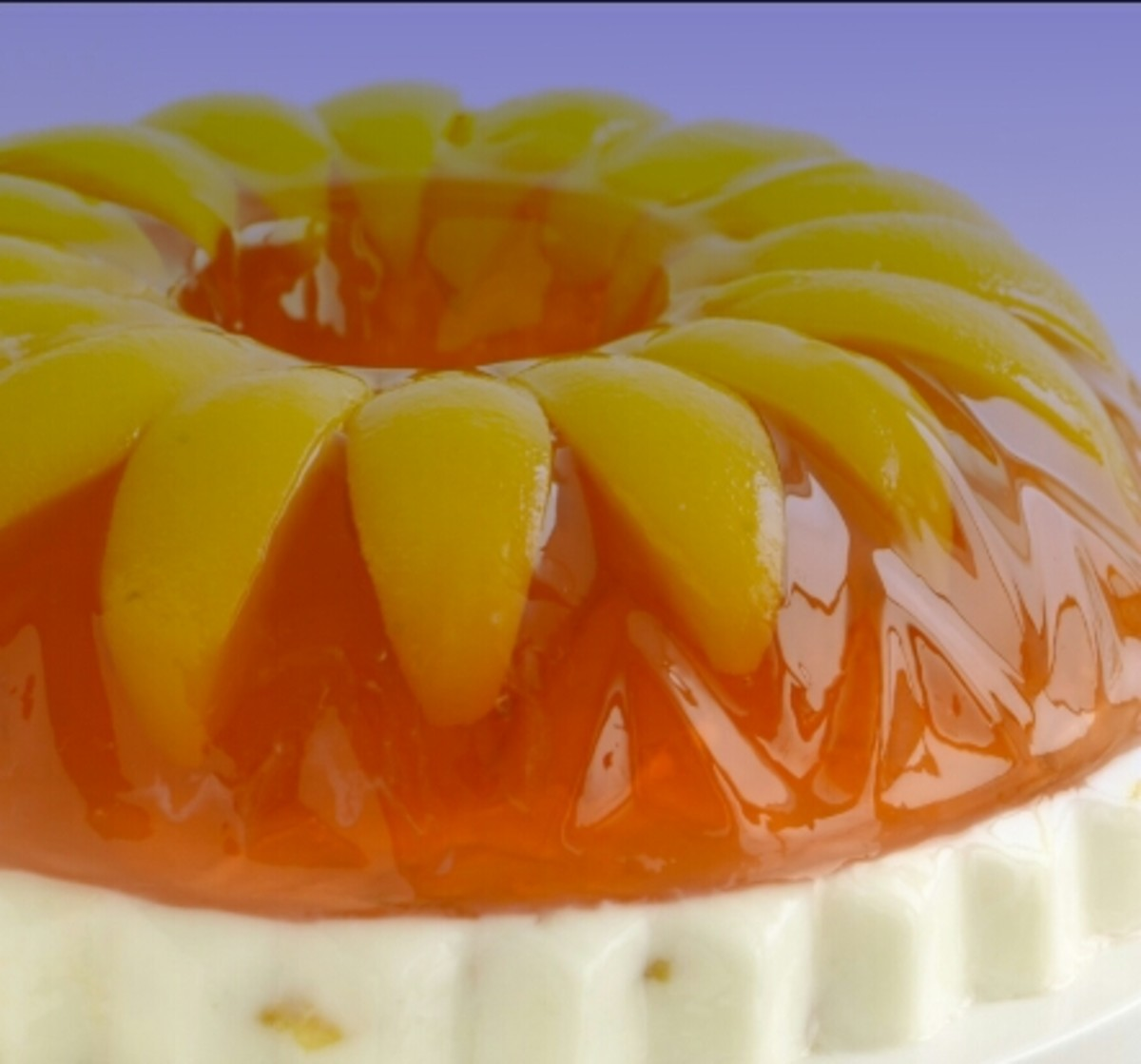 Fruit Condensed Milk Jelly