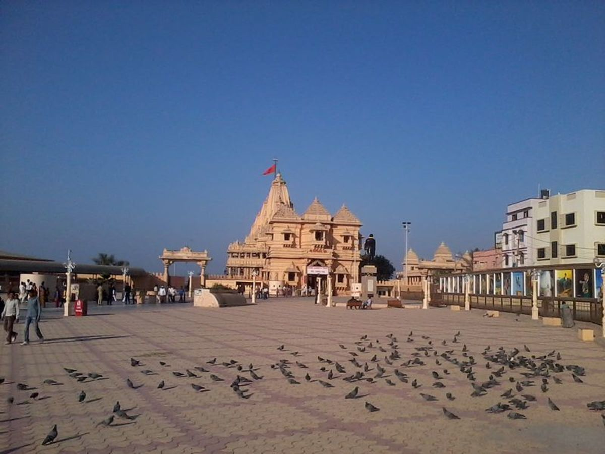 Somnath, Gujarat