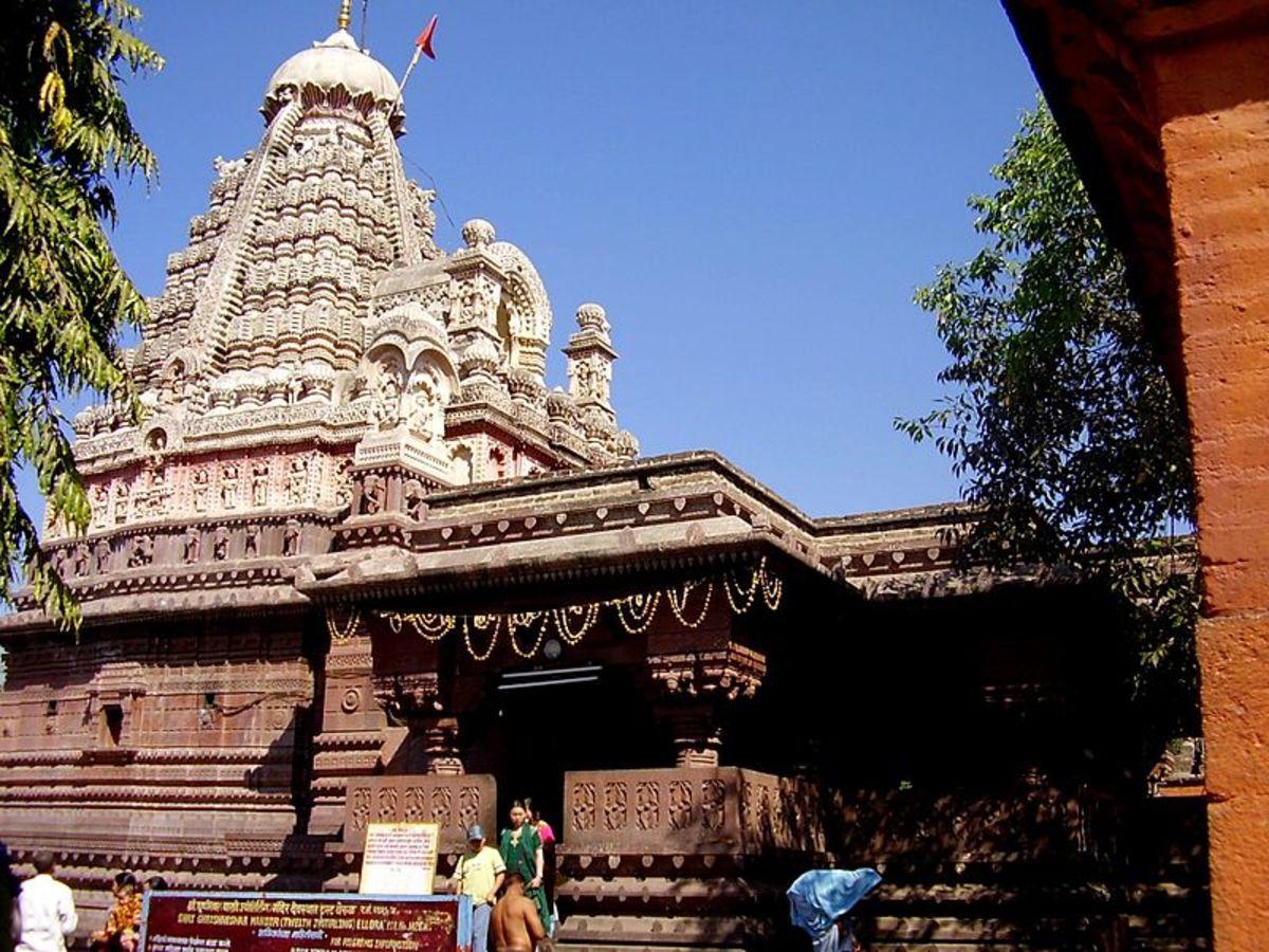 Grishneshwar, Maharashtra