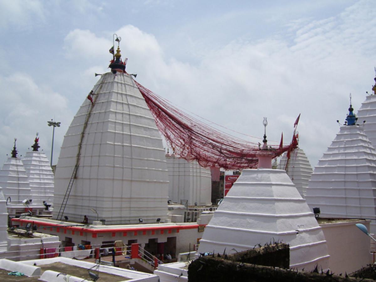 Baidyanath Temple, Deogarh