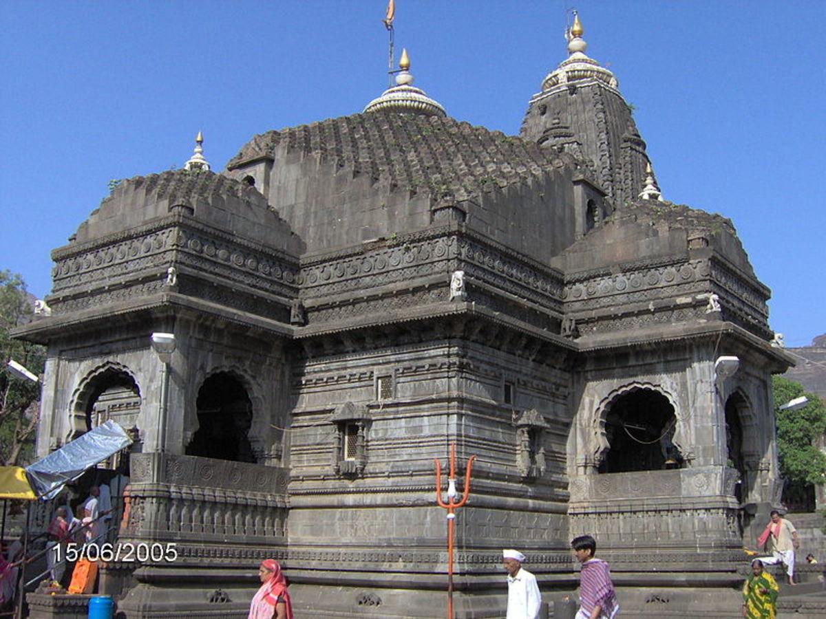 Trimbakeshwar (Near Nashik, Maharashtra)