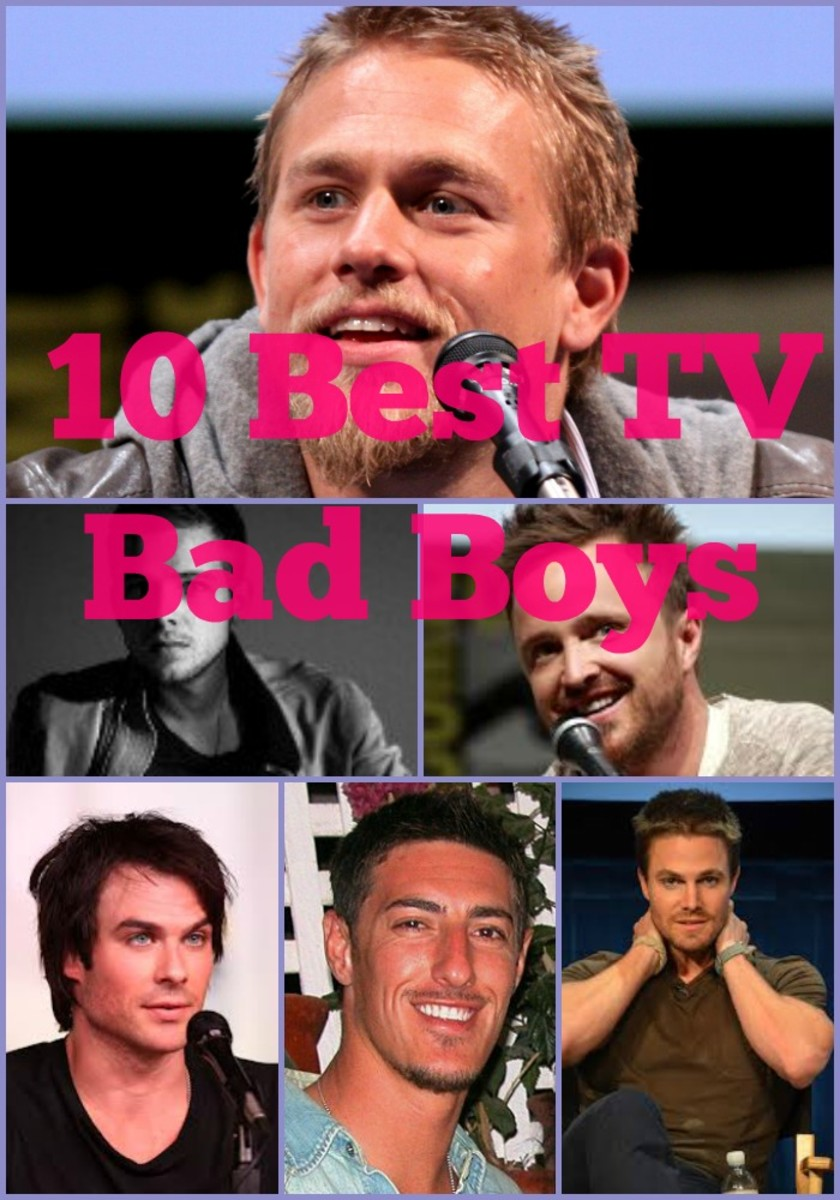 10 Best Bad Boys on TV