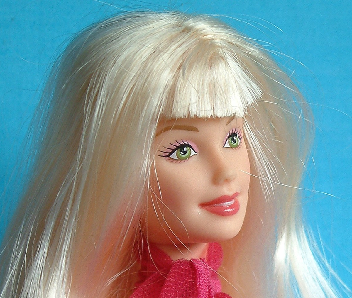 Barbie first appeared in 1959. Created by Ruth Handler and inspired from the earlier German doll called Bild Lilli