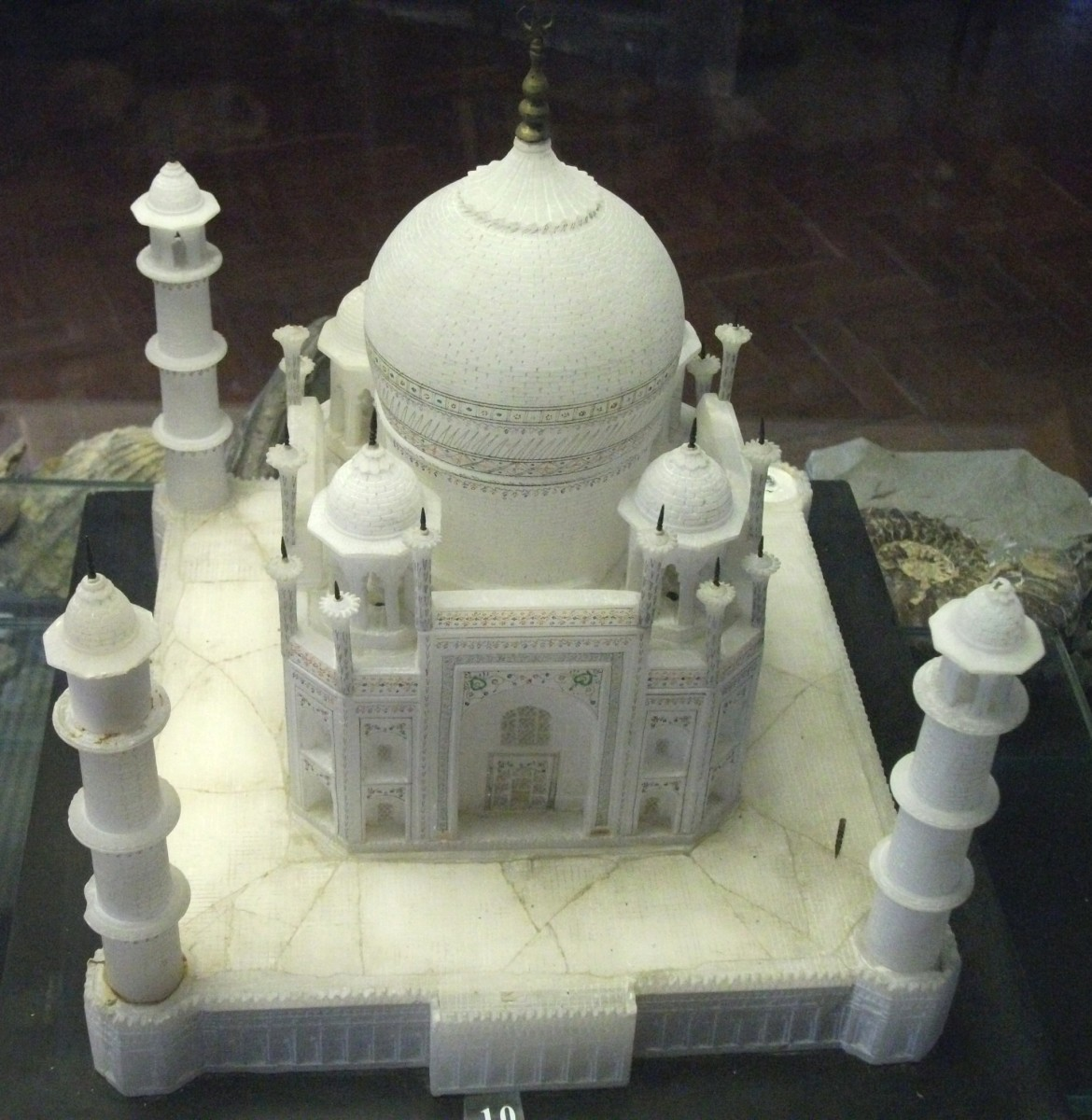 Soapstone model of the Taj Mahal