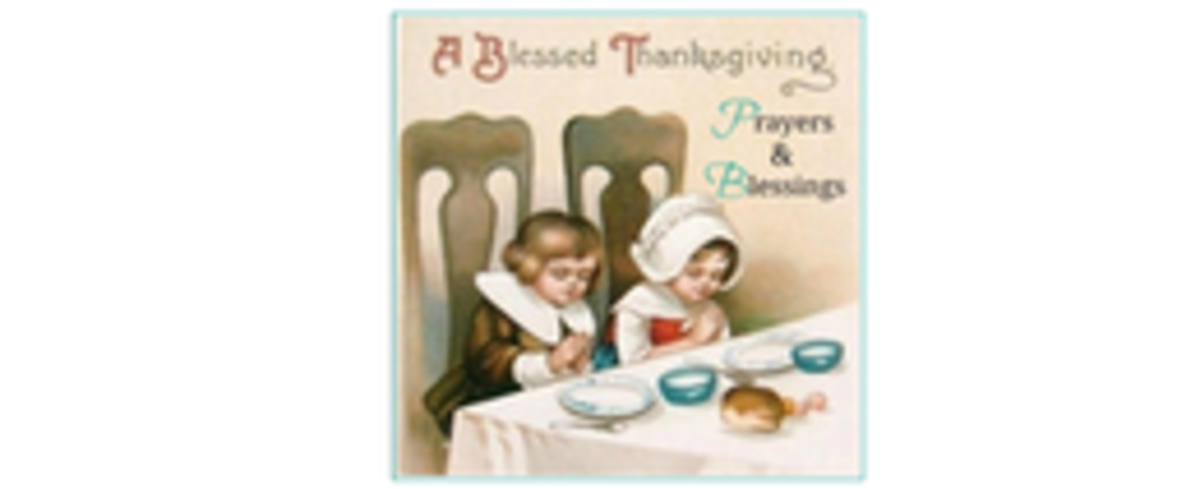 Thanksgiving Prayers & Blessings