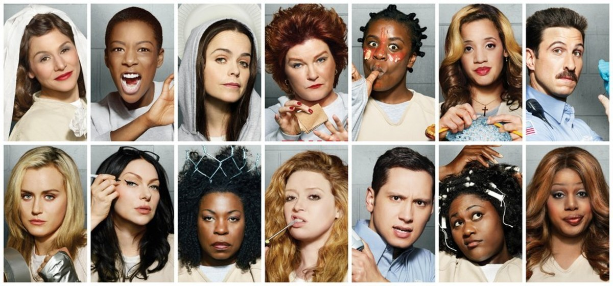 Why I've Become Obsessed with Orange is the New Black
