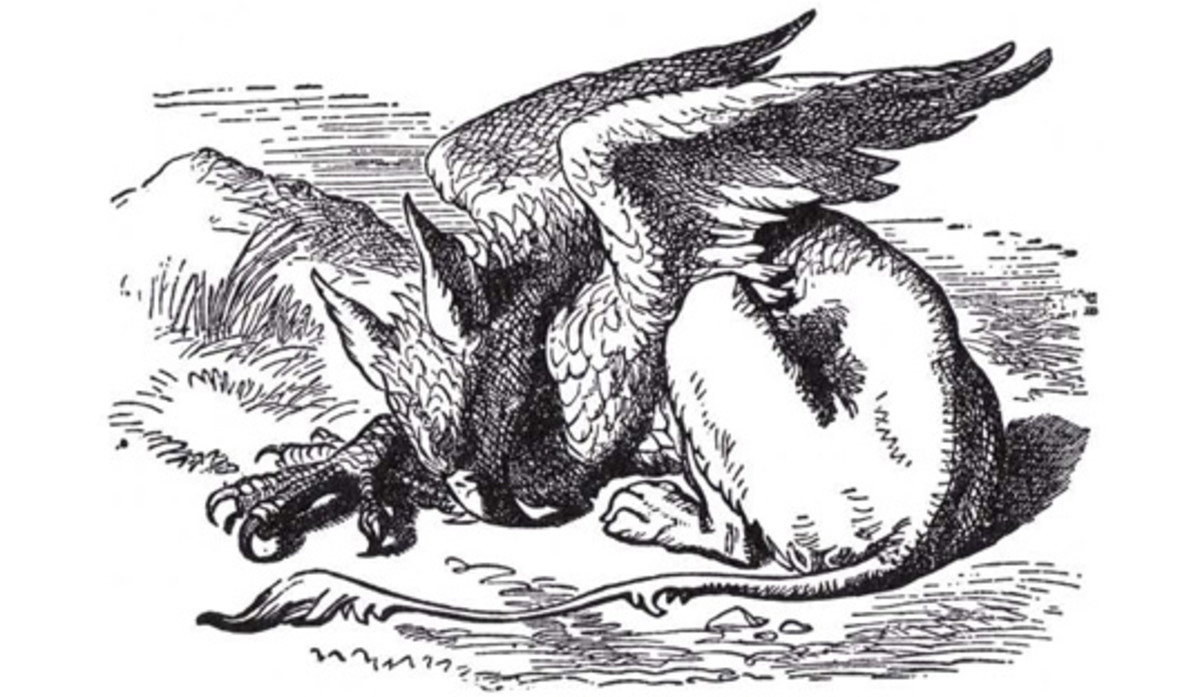The Gryphon, Sir John Tenniel
