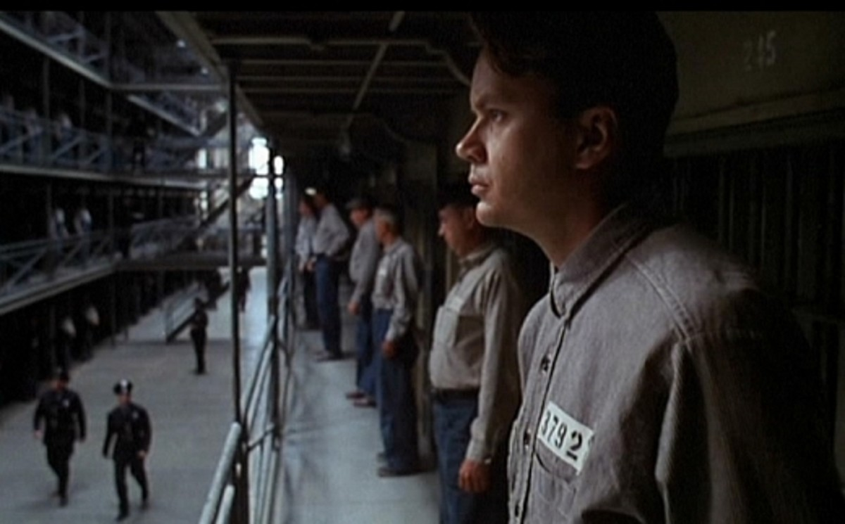 The Shawshank Redemption: Andy Dufresne