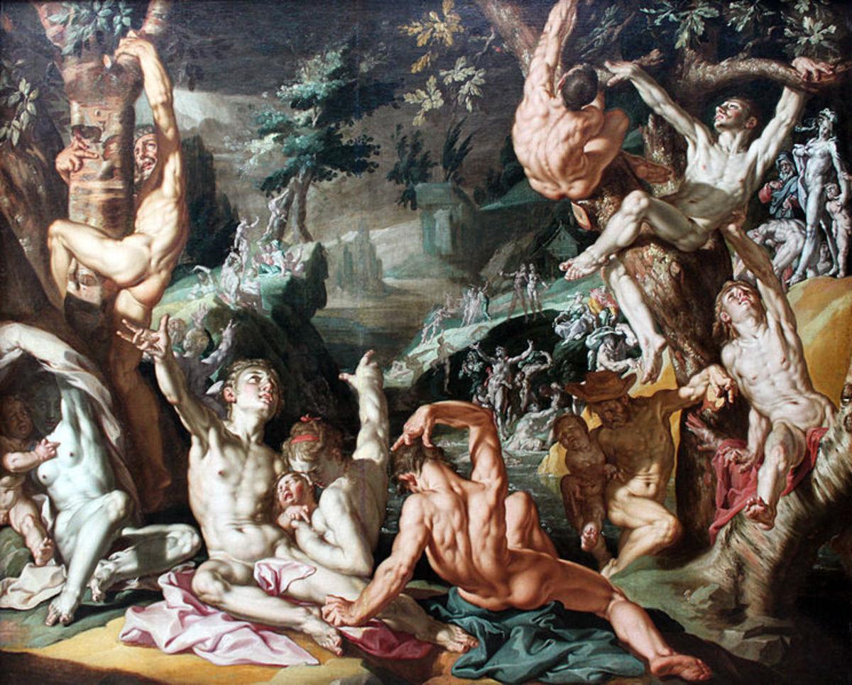 Η Μυθολογία των Ελλήνων. O Δίας  και η απαρχή της θρησκείας των αρχαίων Ελλήνων