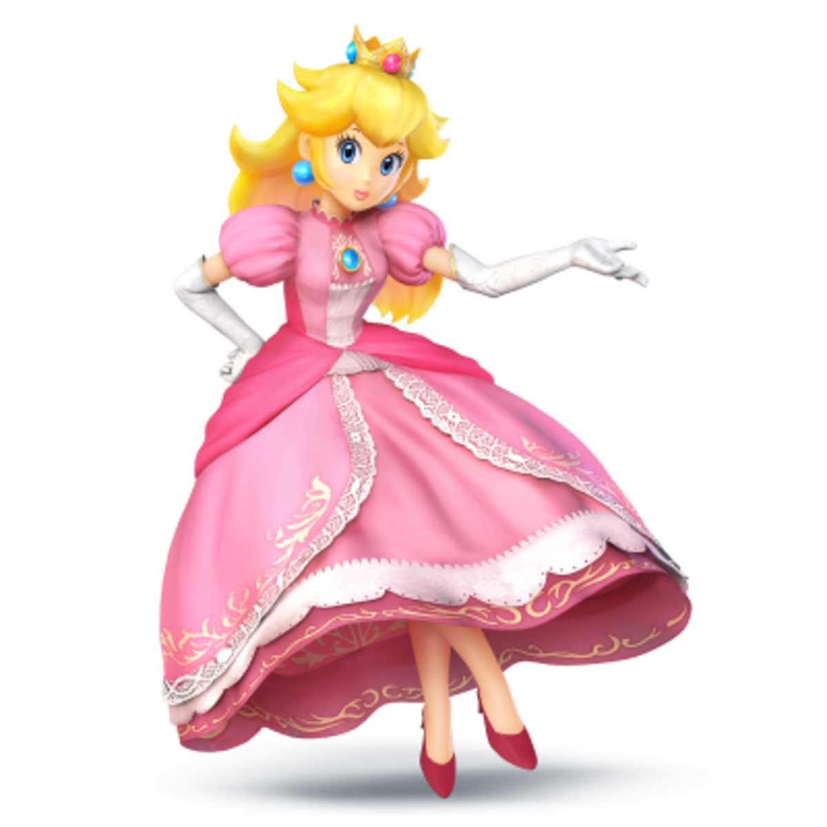 Princess of the Mushroom Kingdom