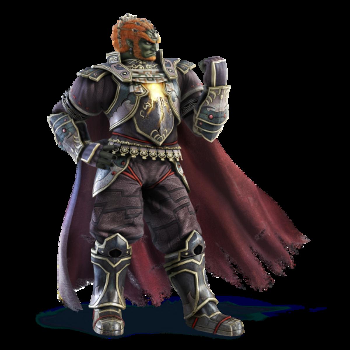 Dark Lord of the Gerudo