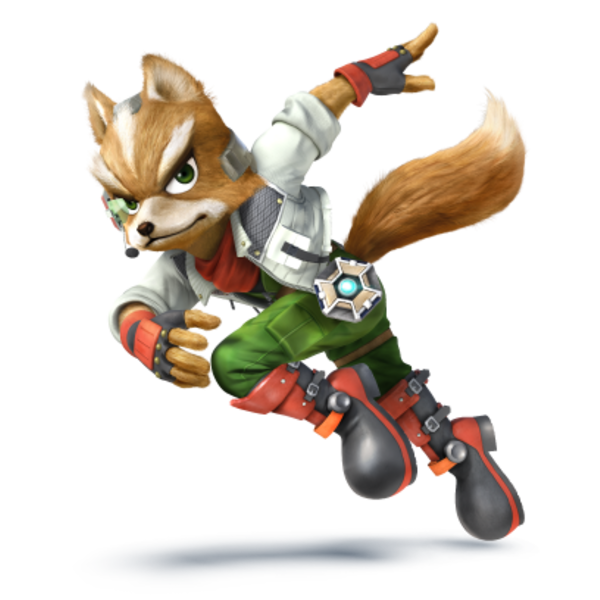Leader of Star Fox