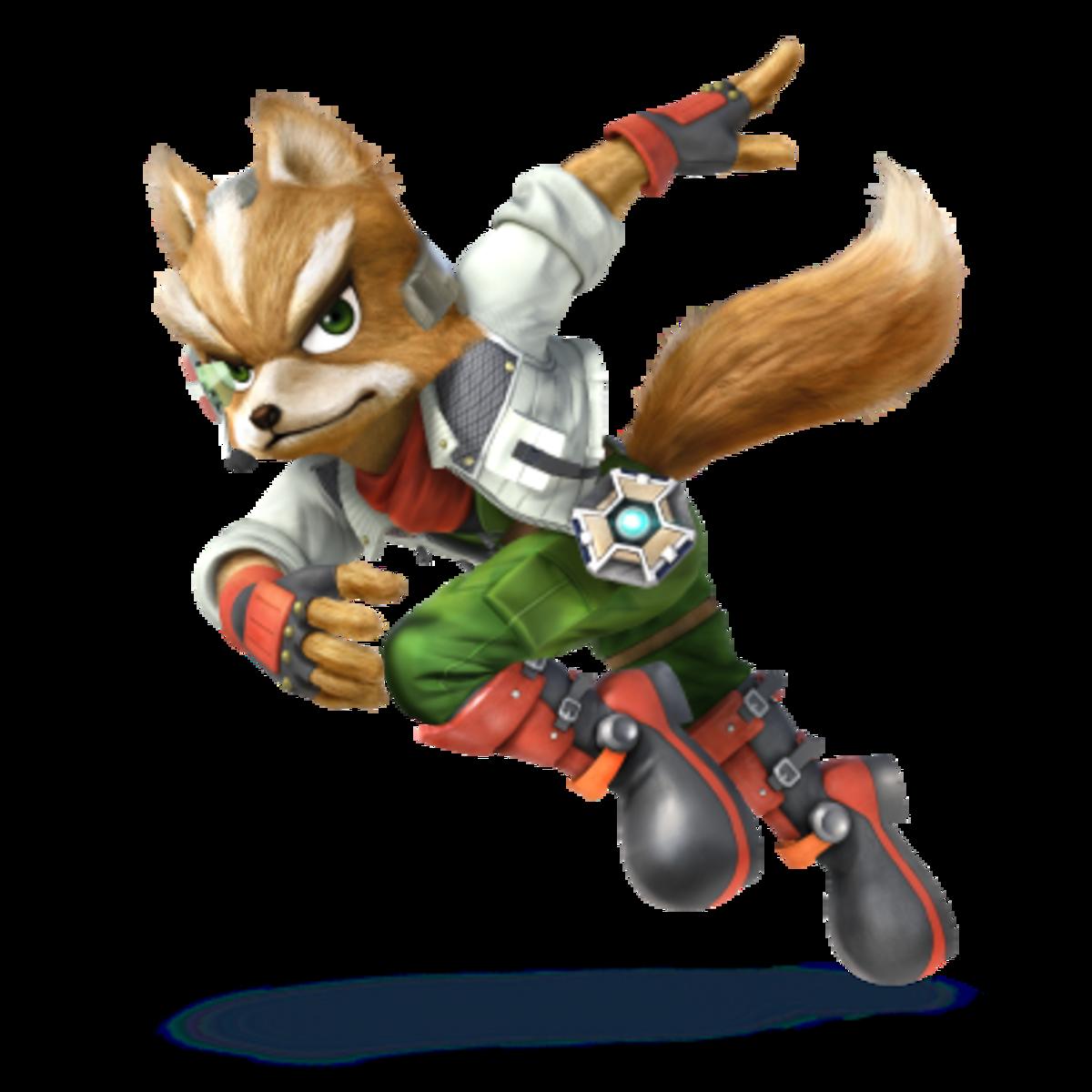 Leader of Star Fox
