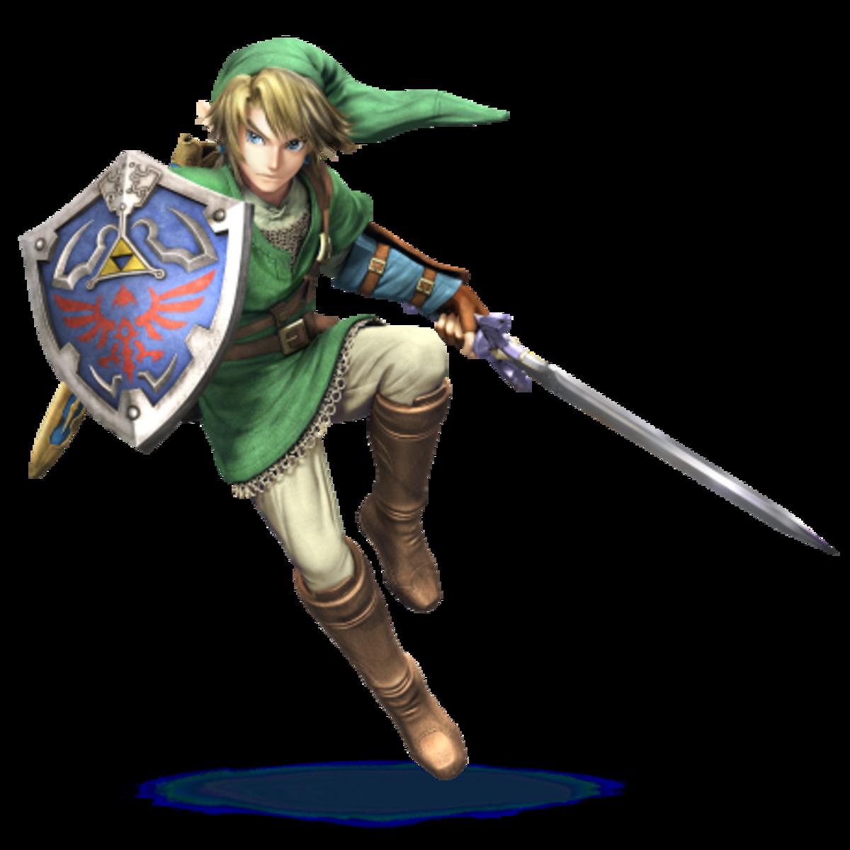 The Hero of Hyrule