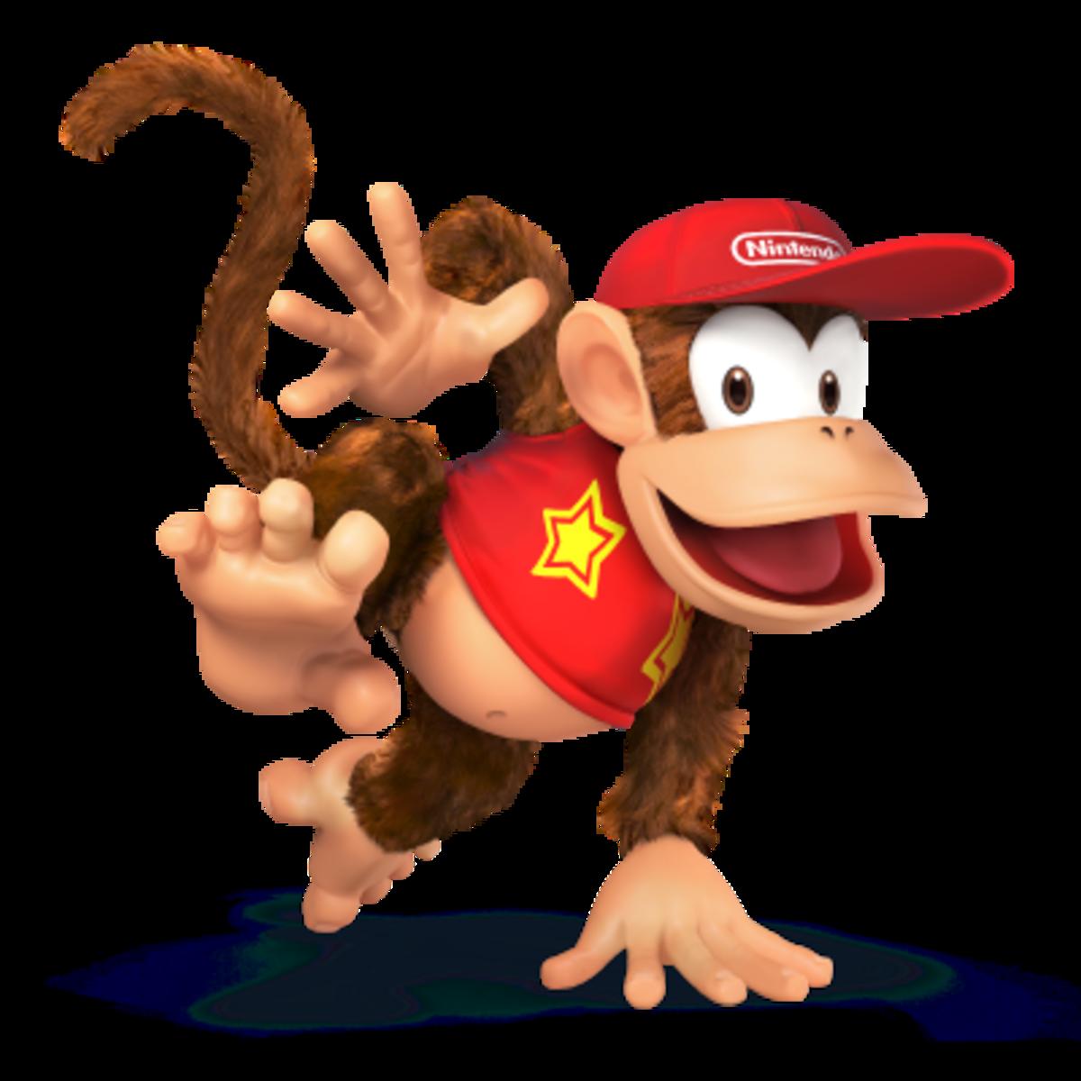 Little Buddy Monkey