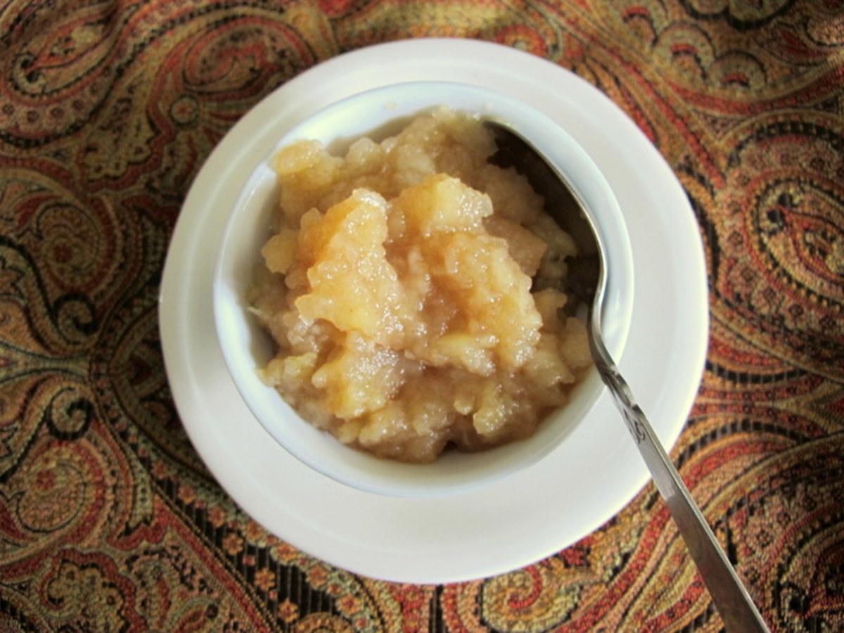 Quick & Easy Applesauce Recipe