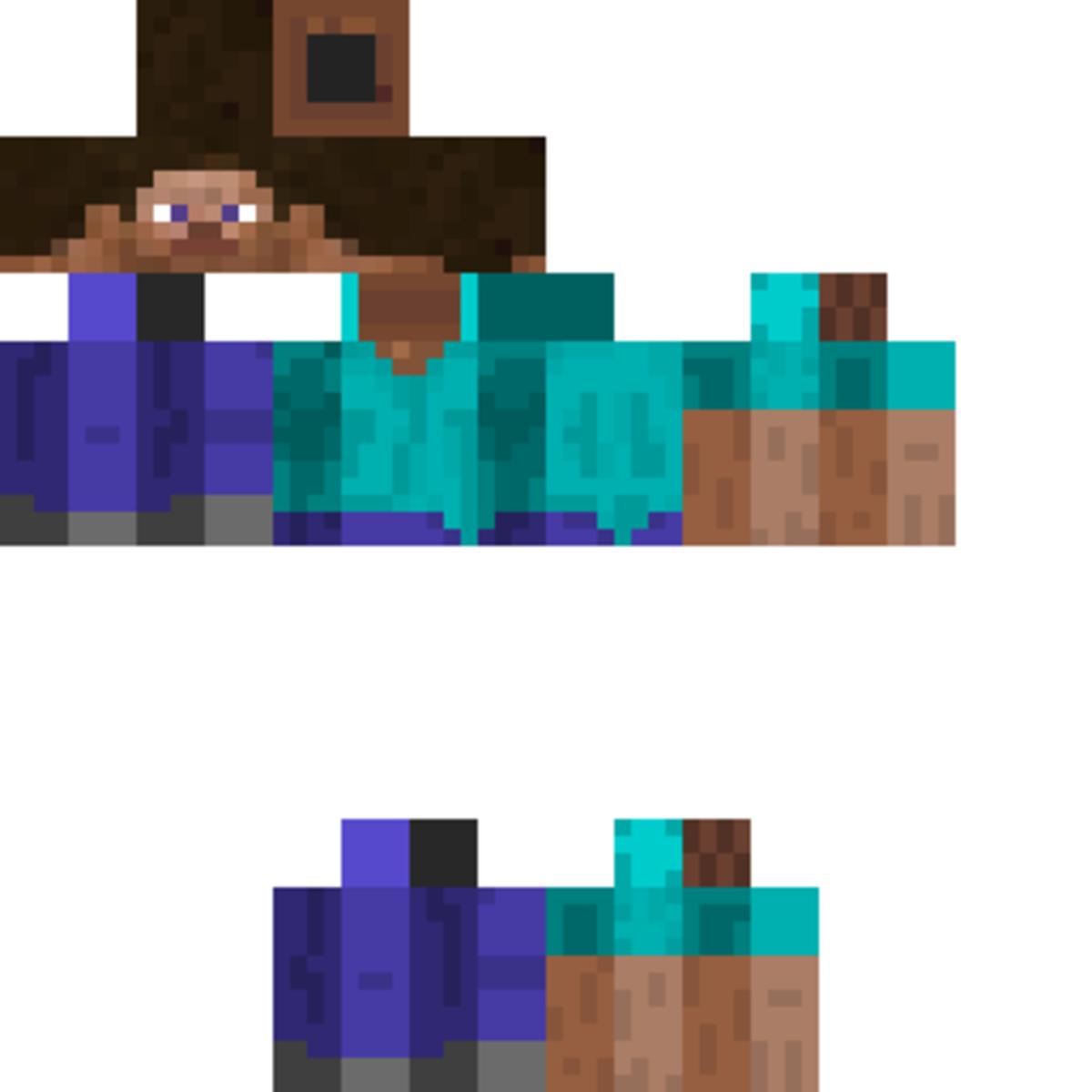Steve Minecraft Skin Download Skin Minecraft charact...