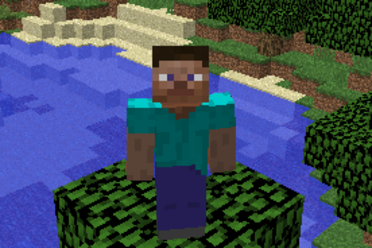 Skin Minecraft characters successfully after reading this ...